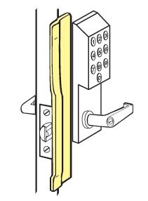 E Plex 2000 Lockset All From 1 Supply