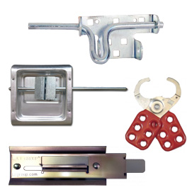 Latches ...  sc 1 st  All From 1 Supply & Self-Storage/Mini-Storage Roll Doors Parts \u0026 Maintenance Supplies